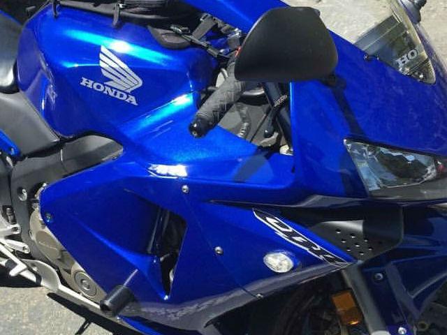 Motorcycle Paint & Repair