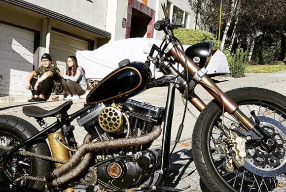 Bike & Tank Restoration