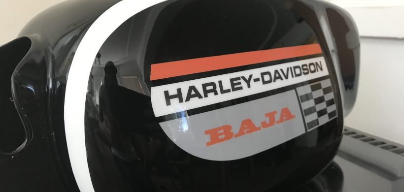 1971 Harley Baja 100