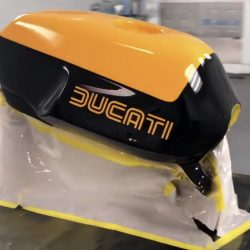 Custom Ducati